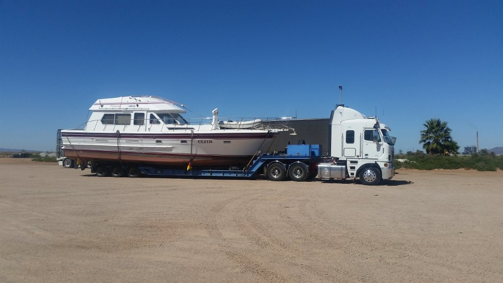 Ranger 46 Vic to Perth
